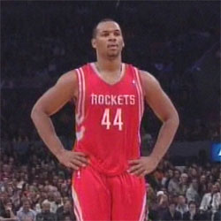 Houston Rockets Chuck Hayes