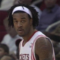 Houston Rockets Jordan Hill