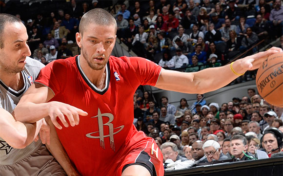 Chandler Parsons Contract