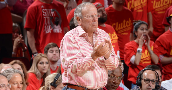 Houston Rockets owner Leslie Alexander