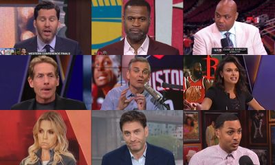 Hot Take Artists on Houston Rockets - Golden State Warriors Series