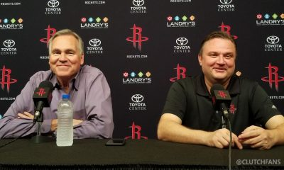 Daryl Morey Mike D'Antoni Houston Rockets