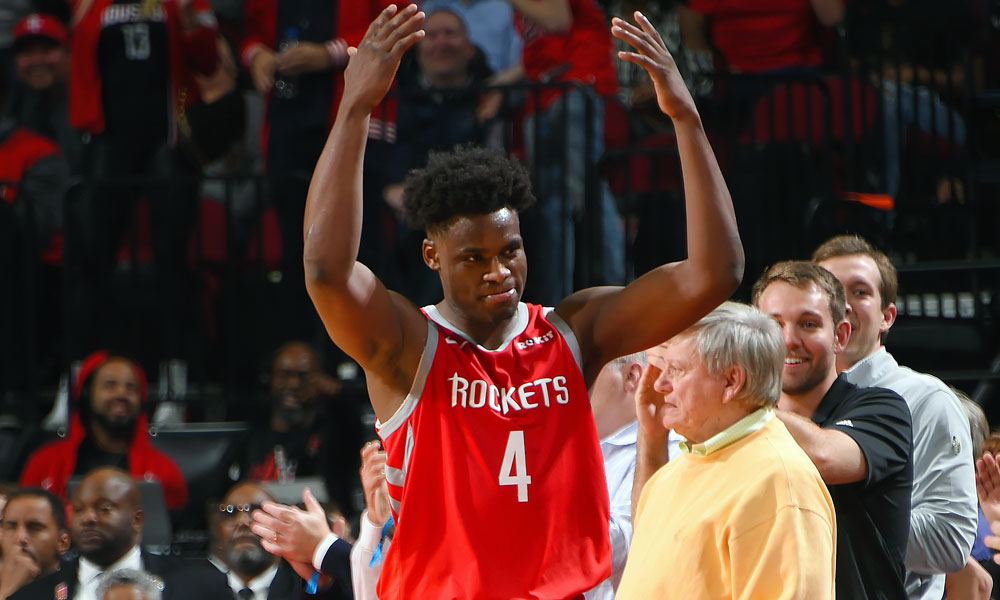 Danuel House Houston Rockets Return