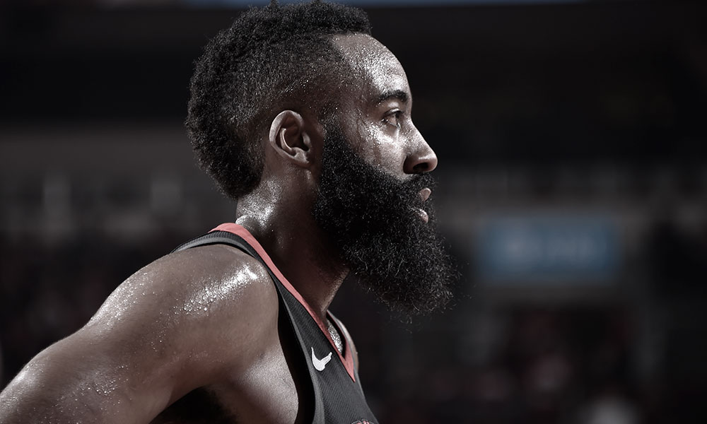 James Harden All-Time Great
