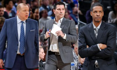Houston Rockets Assistant Coaches Candidates
